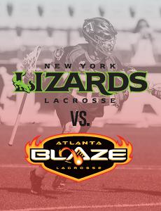 Lizards @ Blaze (6/11/16)