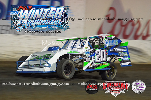 2021 1-8  Winter Nationals Cocopah