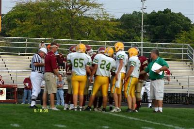 Sophomores vs Morris