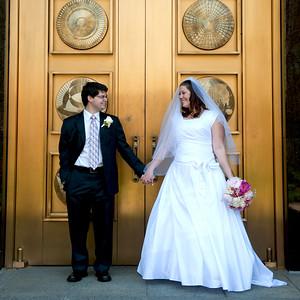 William & Jess' Wedding