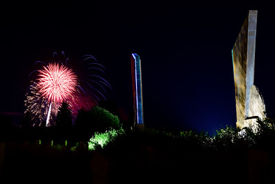 Photos: Longmont Fourth of July Fireworks Display