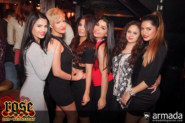 Rose Bar Wednesdays - 02.04.2015