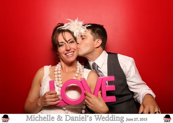 Michelle & Daniel's Wedding