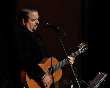 Raul Malo at Casbeers