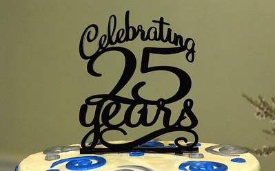 25th Anniversary Celebration - July 23, 2017