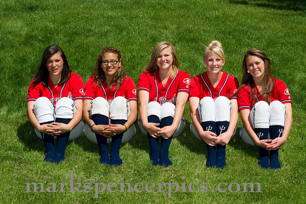 Softball SVG Team Pictures 5-13-2011