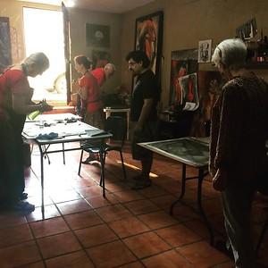 Making Art in Oaxaca