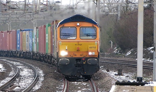 UK Rail February 2019