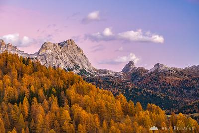 Dolomites Fall 2016