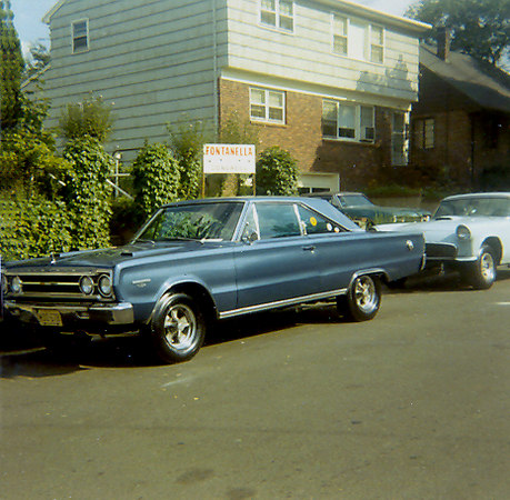 Our Old Cars