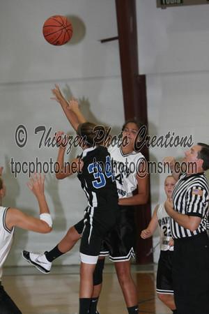 Dayton Lady Hoopsters Black VS Lake Norman Magic