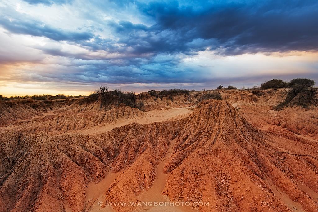 去澳洲内陆感受星际穿越 - Mungo National Park游记 - 一镜收江南 - 清韵