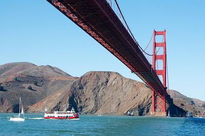 San Francisco and Napa 2013