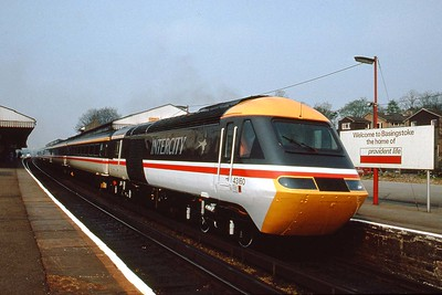 Class 43 (HST Power Car)