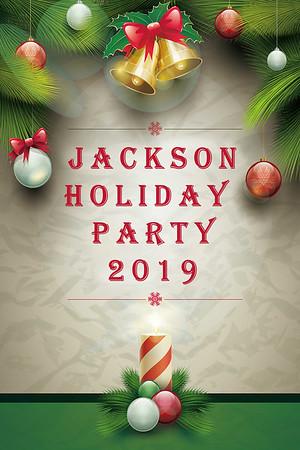 Jackson Party ~ 12.13.2019