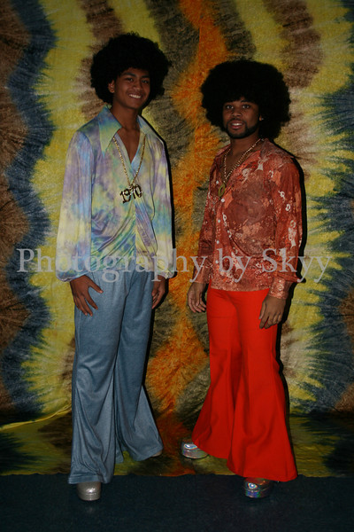 70's Costume Party  12.31.09