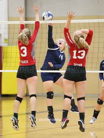 Watkins Glen Volleyball 9-28-17