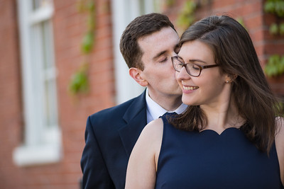 Laura and Aaron's Engagements