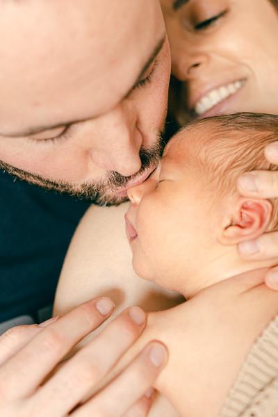 Newborn a casa - Carlota