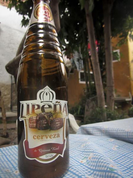 Sucre 201205 Beer Lipena 01.jpg