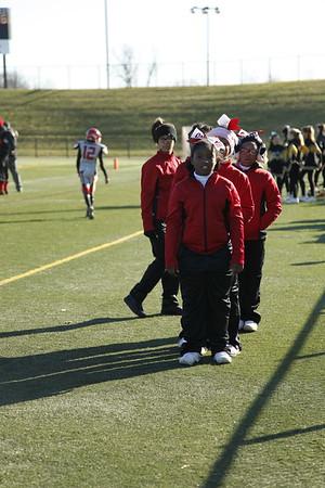 Junior Varsity Game - Michigan Warriors Vs Pontiac Panthers