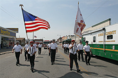 LORAIN FIRE DEPARTMENT - LORAIN PARADE