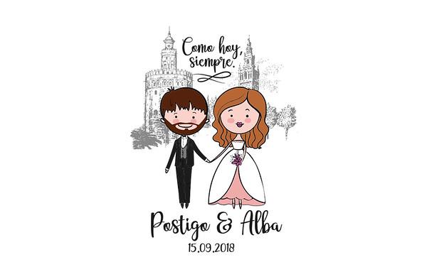 Alba & Postigo - 15 septiembre 2018