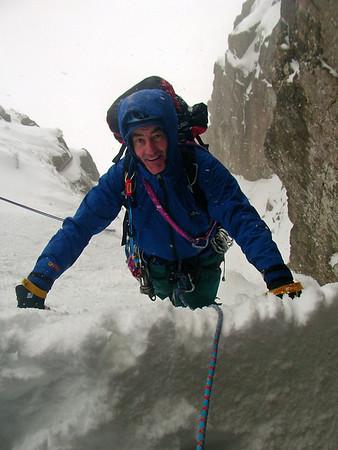 Lagangarbh Climbing