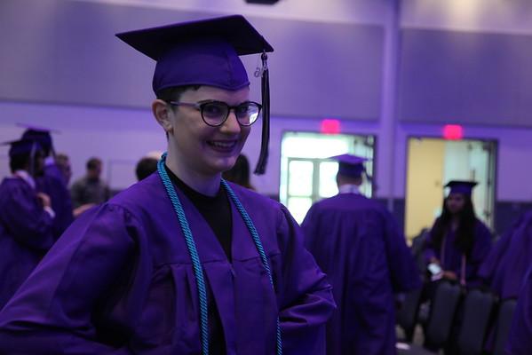 2016 Frontier High School Graduation