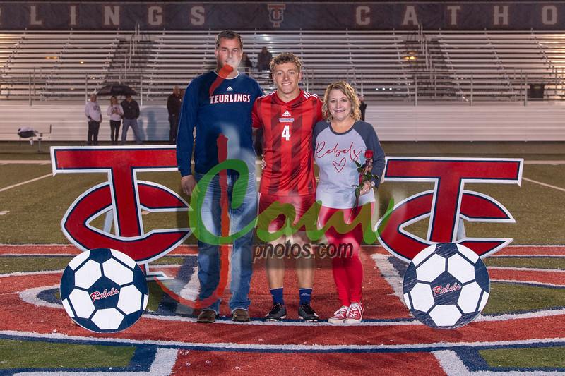 2021 TCH Soccer Sr. Night