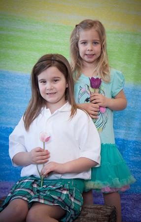 Kristin & Raegan Spring 2015