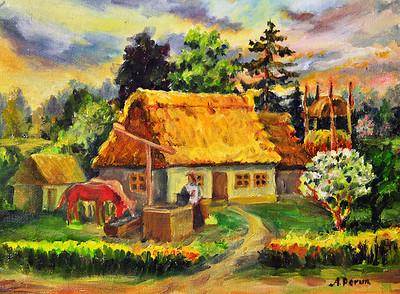 Ukrainian Easter Eggs Pysanky and Artwork by Anna Perun of Ukrainian Treasures
