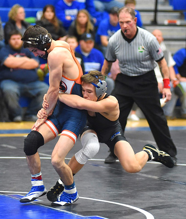 Midview middle weights lead way over Berea-Midpark