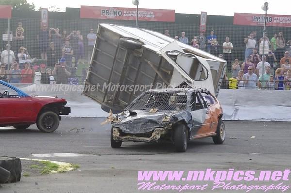 Caravan Grand Prix! Northampton, 26 August 2013