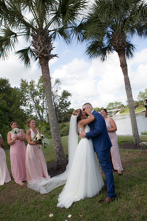 Berrios' Ceremony, The Channel Side, Palm Coast, Florida