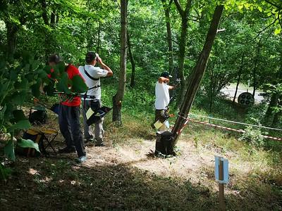 Tiro di Campagna CASTELLARANO Soc. XL Archery Team 12 luglio