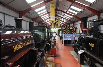 Middleton Railway locos, 2013