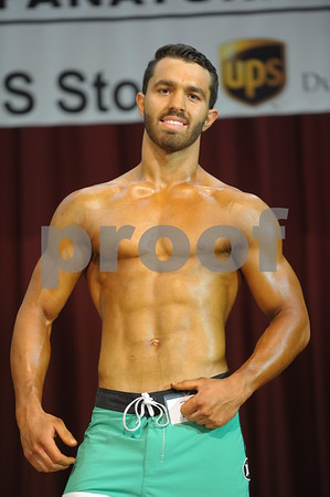 2015 Pocono Classic Men's Physique