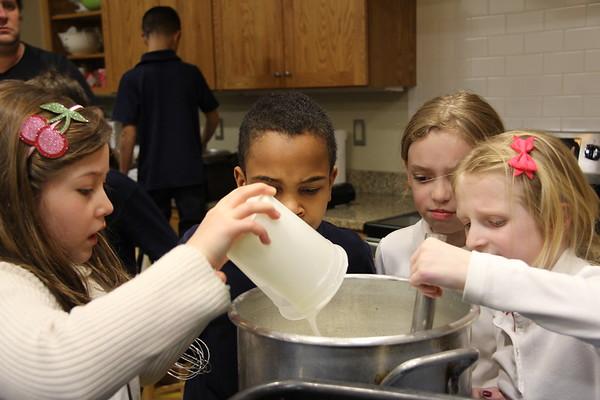 Grade 3: Science Lab - Yogurt