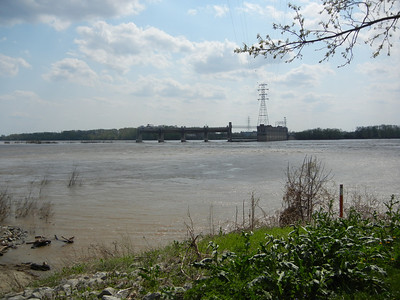 10) Lewis and Clark meet in Louisville, Kentucky