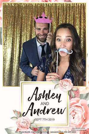 9/7/2019 - Ashley & Andrew