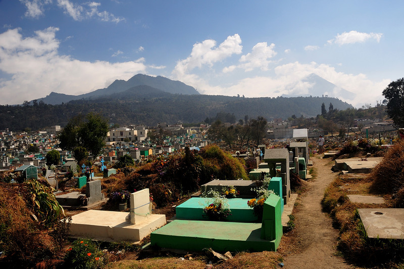Quetzaltenago- Cemetery- Photos by Pierre Fortier