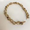 Vintage French Ruby & Diamond Serpent Bracelet 3