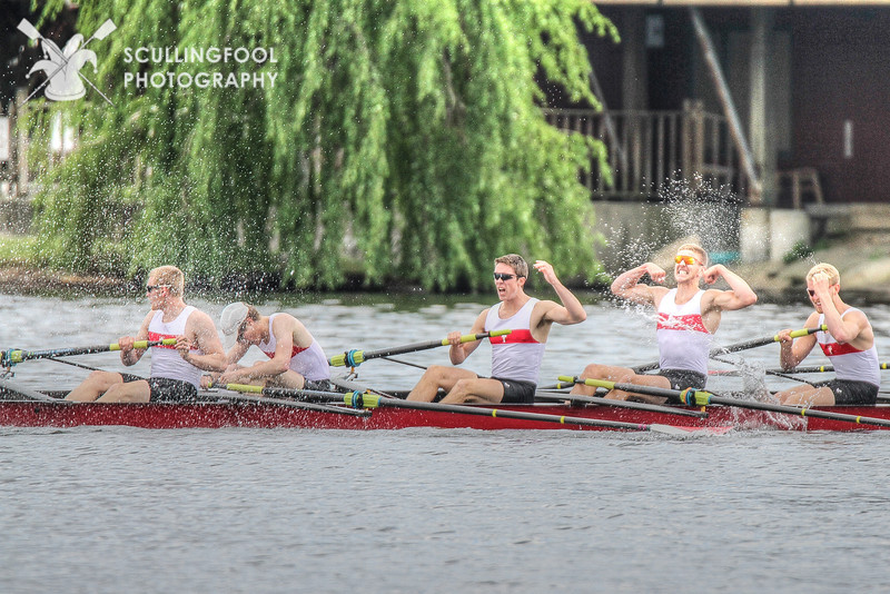 BU 4V wins at Sprints