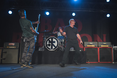 Bad Religion at Roseland Theater 10.27.16