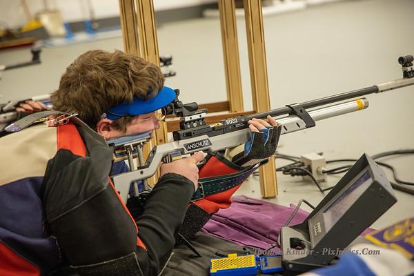 Rifle Team v Woodson 1/10/19