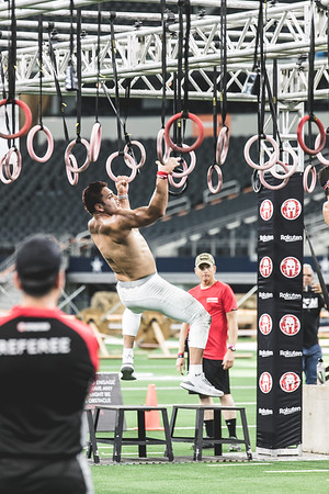 Isaiah Vidal Dallas Spartan 2019