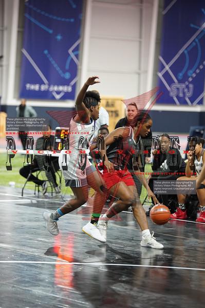 Excel (CAN) Girls Varsity Basketball 12-13-19 | She Got Game