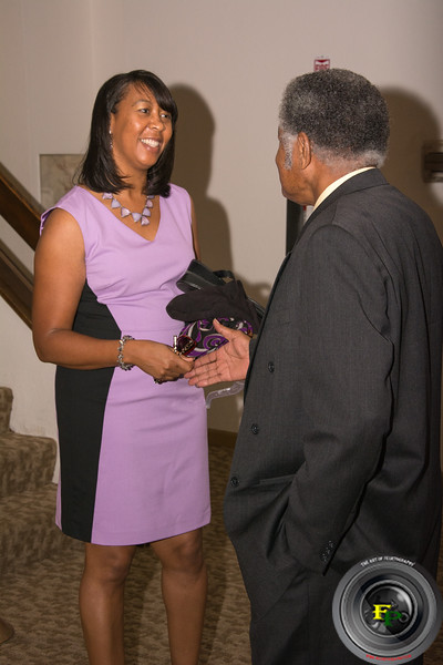 PAstor Gaines 50th renewal Reception