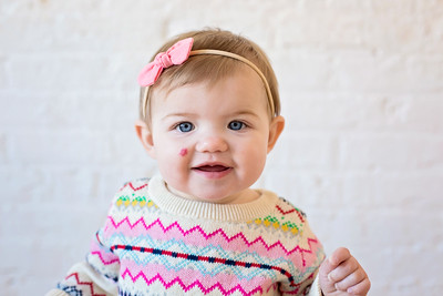 Emma {1 year old session}